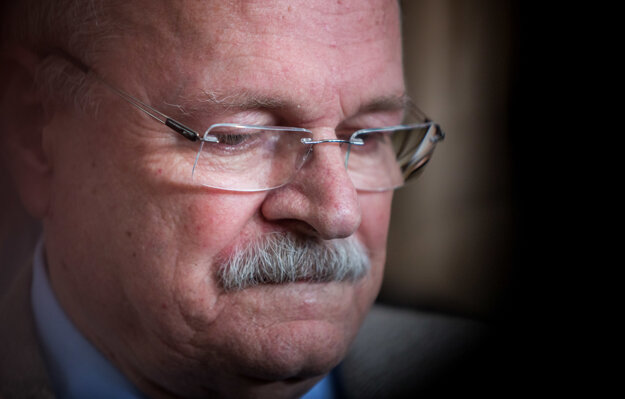 Bývalý prezident SR Ivan Gašparovič.