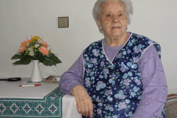 Starenka bola presvedčená, že pomáha ľuďom, ktorí to skutočne potrebujú.
