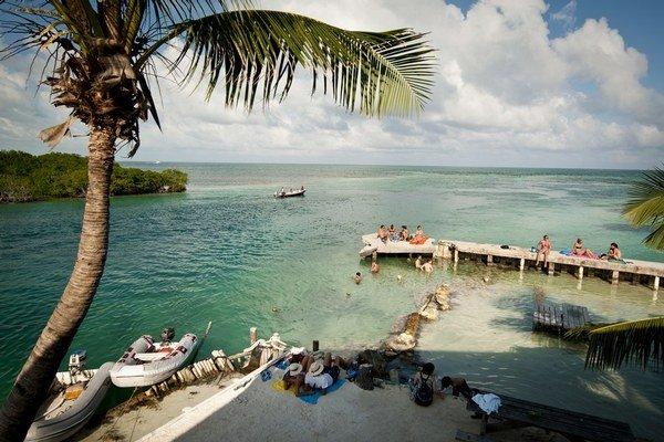 Belize nie je len daňový raj.