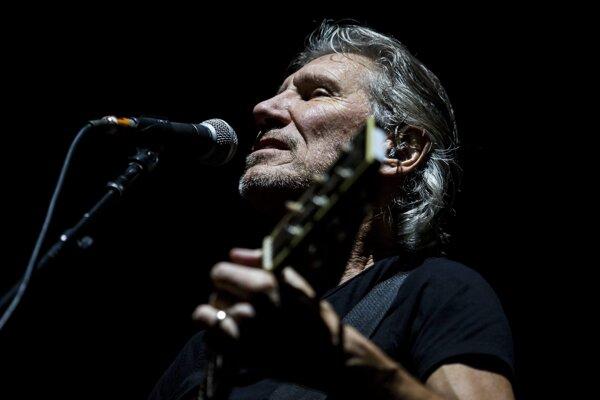 Roger Waters nedávno koncertoval v Budapešti.