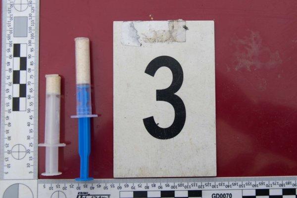 Obsah týchto dvoch striekačiek stačí na 22 jednorazových dávok.