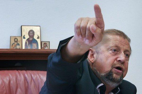 Štefan Harabin chce, aby generálny prokurátor začať konať.