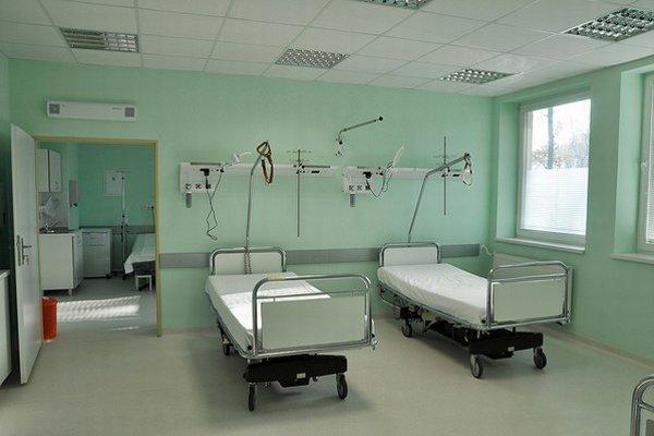 Nemocnica v Malackách.