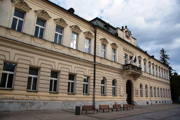 Literárne múzeum SNK sídli v prvej budove Matice slovenskej v Martine.