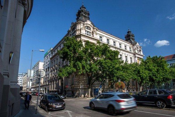 Budova, s ktorou Miroslav Výboh začína developerskú kariéru.