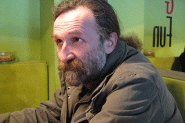Známy výtvarník Rudolf Cigánik oslavuje päťdesiatku.