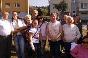 Seniori navštívili príjemné podujatie.