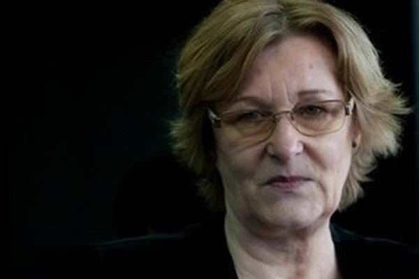Verejná ochrankyňa ľudských práv Jana Dubovcová.