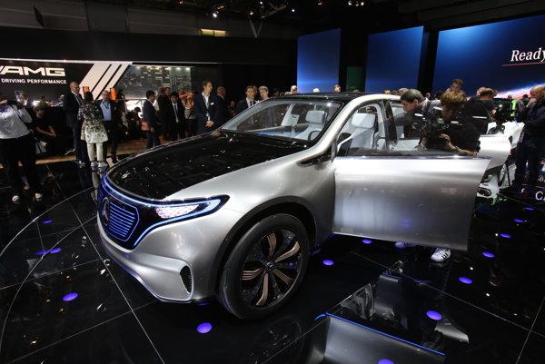 Koncept Mercedes-Benz EQ.