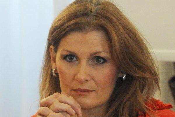 Katarína Brychtová.