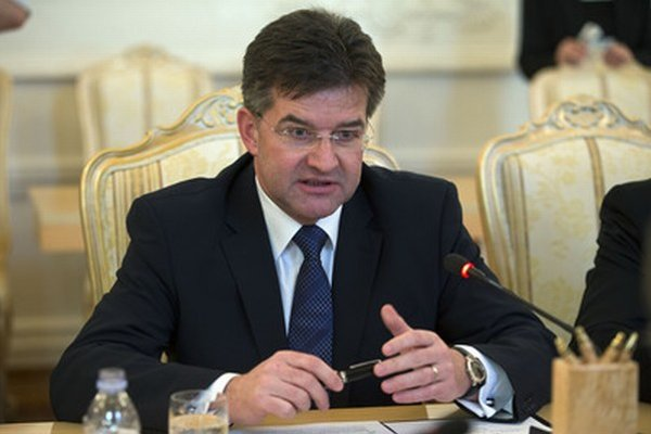 Minister Lajčák.