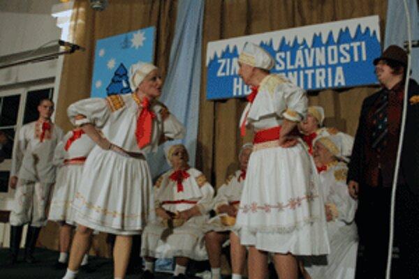 Február patril v regióne aj folklóru. Konalo sa viacero podujatí v rámci Zimných slávností Hornonitria.