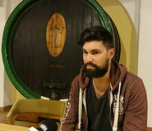 Vinohrady na rovinách dopadli najhoršie, hovorí Samuel Waldner.