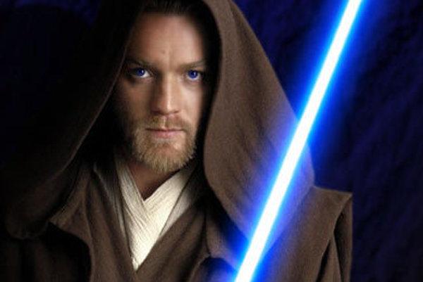 Ewan McGregor ako rytier Obi-Wan Kenobi.