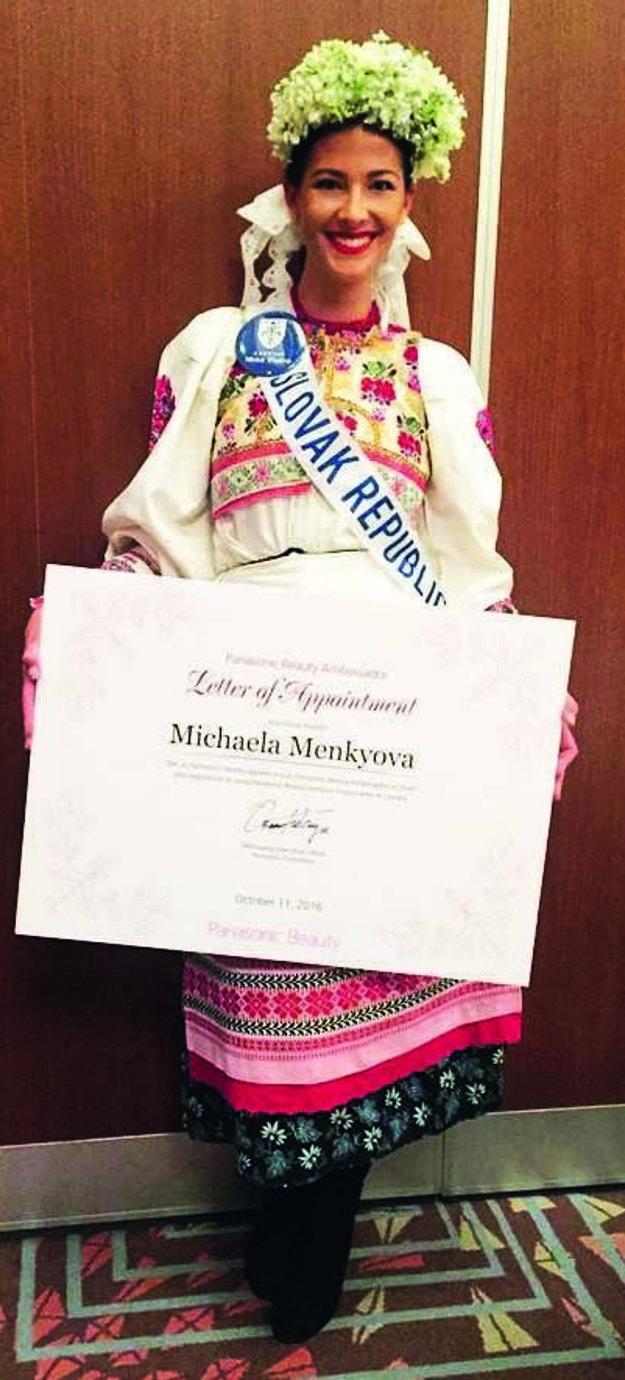 Miška získala ocenenie partnera súťaže.