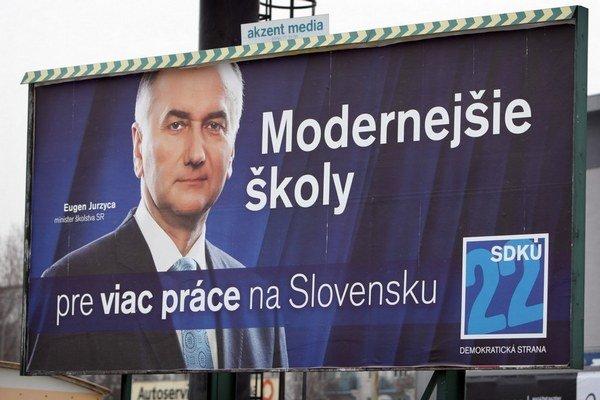 Jurzyca dostane šancu realizovať svoj program z roku 2012.