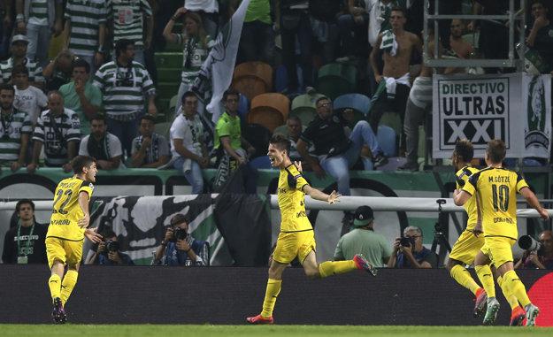 Dortmund vyhral v Lisabone.