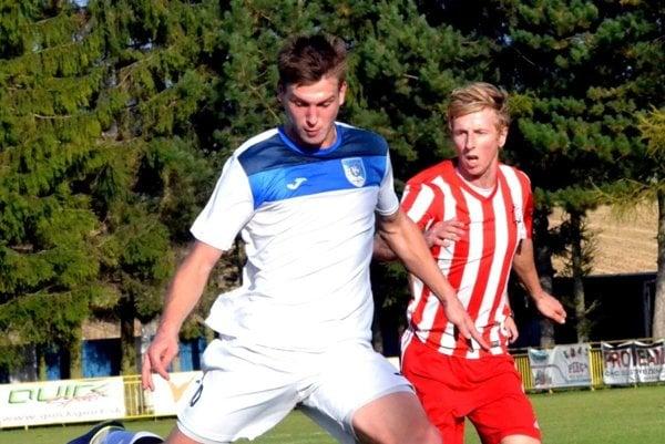 Ľubomír Gorelčík strelil vsobotu prvý gól Fomatu.