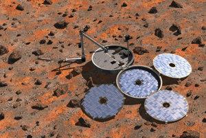 Lander Beagle-2 bol prvý pokus ESA o pristátie na Marse.