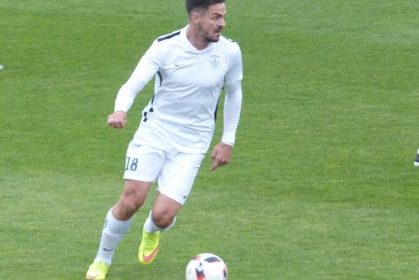 Marko Milunovič rozhodol o postupe Skalice jediným gólom stretnutia.