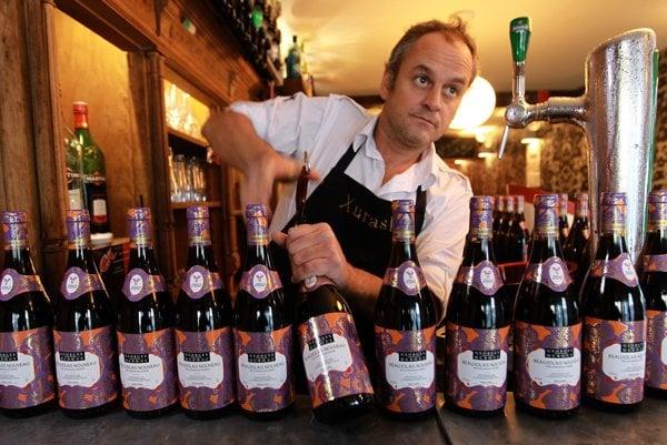 Oslava mladého vína je vo svete veľkým sviatkom.