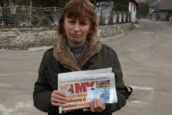 Jana Javorčeková je z Rudna, no zastihli sme ju v Temeši.