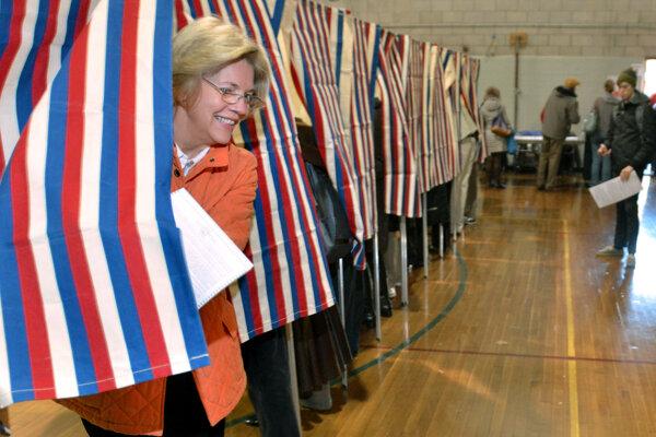 Dejisko veľkých volebných podvodov?