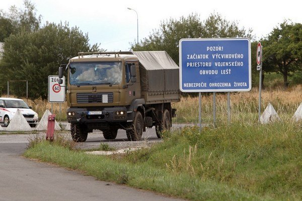Lešť je pre NATO najvhodnejšia.