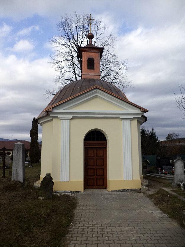 Kaplnka sv. Juliany