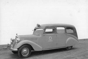 Škoda Superb sanitka (typ 902)