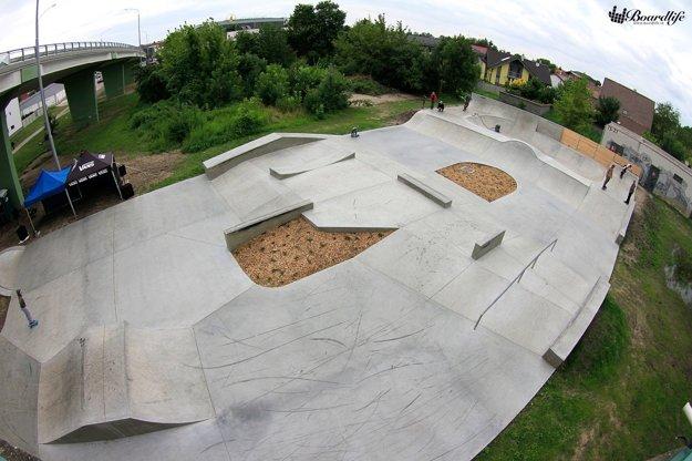 Skatepark Malacky
