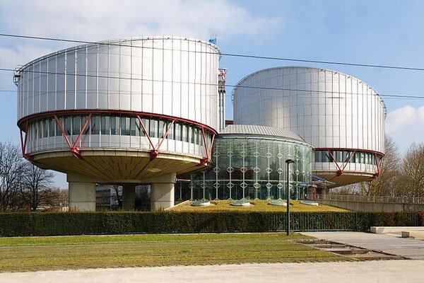 Európsky súd pre ľudské práva.