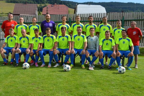 TJ Spartak Vysoká nad Kysucou.