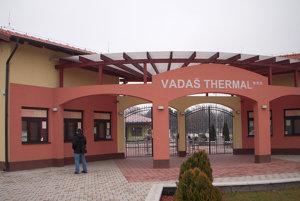 Na termálnom kúpalisku Vadaš v Štúrove pribudne nové wellness centrum.