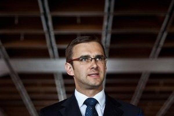 Predseda výboru pre kontrolu Vojenského spravodajstva Martin Fedor.