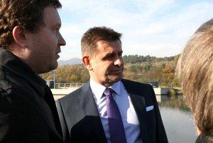 Minister Sólymos hovoril v Šalkovej aj o sprísnení podmienok pre výstavbu malých vodných elektrární.