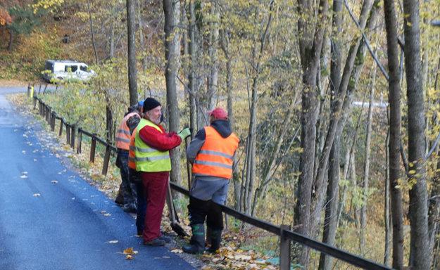 Najnebezpečnejšie časti obchádzky majú do zimy aspoň čiastočne opraviť.