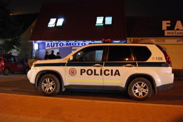 Polícia prípad intenzívne vyšetruje.