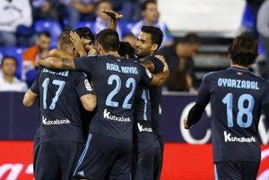 Real Sociedad San Sebastian vyhral v Betise Sevilla.