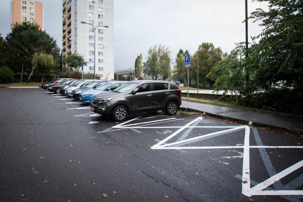 Bratislavu čakajú zásadné zmeny pri parkovaní. ILUSTRAČNÉ FOTO