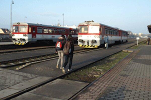 Ak by došlo k zrušeniu niektorých vlakových spojov