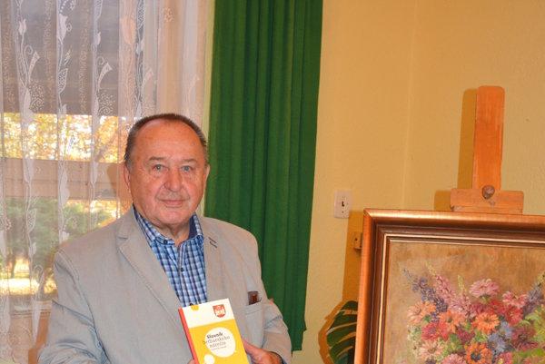 Autor slovníka – Ľudovít Ján Šomšák. Slovníkom sa chce poďakovať rodnej obci za všetky krásne spomienky.