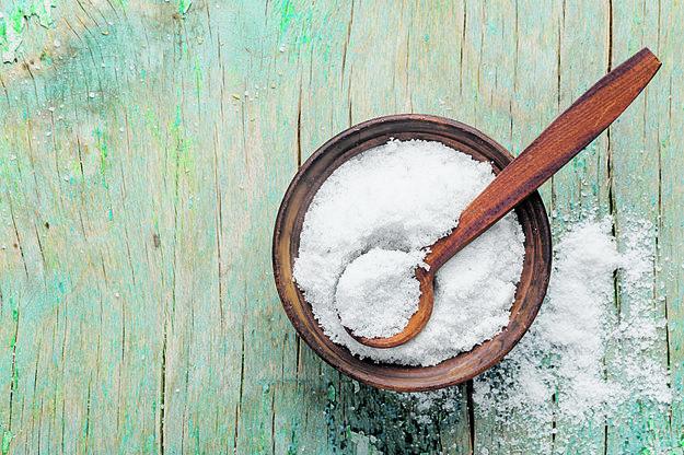 Morská soľ je rovnaká ako kamenná. Akurát, že je drahšia.
