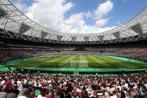 Fanúšikovia West Hamu. (ilustračný snímok)