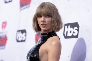 Talyor Swiftová.