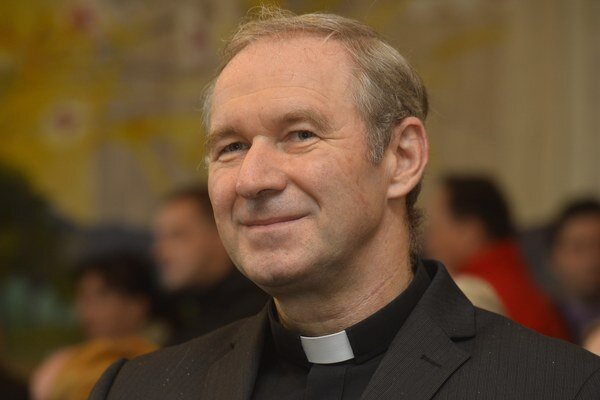 Odvolaný trnavský arcibiskup Róbert Bezák.