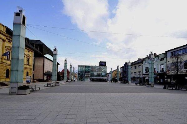 Divadelné námestie Martin.