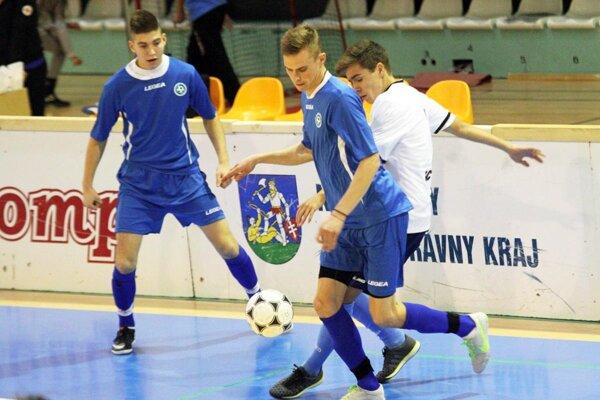 Výber ObFZ Nitra si bude merať sily s tímami z druhej až štvrtej ligy.