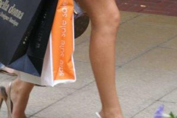 Nosenie nevhodnej obuvi je rizikovým faktorom žilového ochorenia.