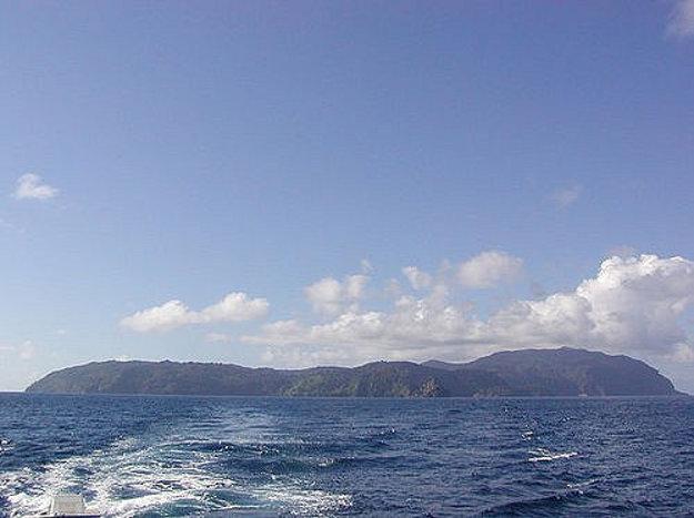 Isla del Coco je rajom potápačov. Celý ostrov tvorí Národný park.